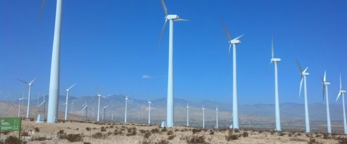Palm Springs Wind Mill Farm